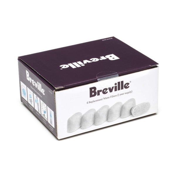 Breville Water Filter (Box of 6)