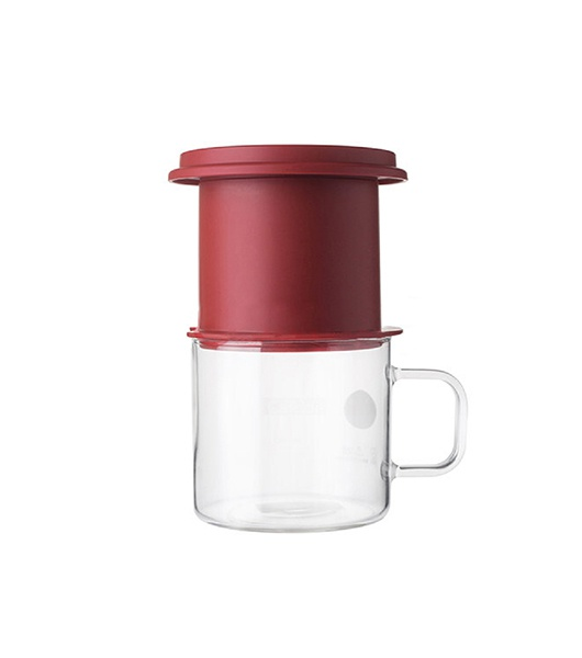 HARIO One Cup Cafeor (Red)
