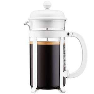 BODUM JAVA 3-Cup Coffee Maker (White)