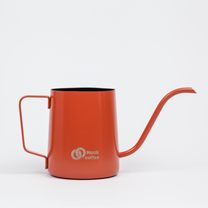 Gooseneck Kettle (Red)