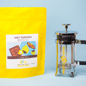 Hook Coffee French Press