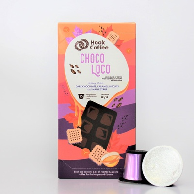 Choco Loco ShotPods (Non Biodegradable) (20 Pods)
